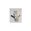 8306-WH 20 Amp Decor Receptacle White (CASE)