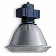 ALUMINUM & PRISMATIC  Bay Light 320W PULSE METAL HALIDE