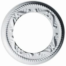 "12 1/4""OD x 7 1/2""ID Roped Medway Ceiling Medallion"