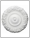 "12 3/4""OD Legacy Acanthus Ceiling Medallion"