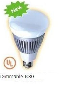 R30 LED 9/10 WATTS SOFT WHITE DIMMABLE