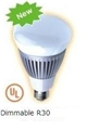 R20 LED 9/10 WATTS SOFT WHITE DIMMABLE